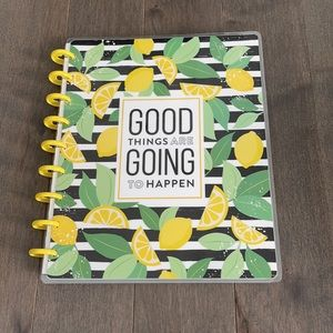 HAPPY PLANNER Classic Good Things Notebook